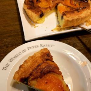 簡単レシピ: 杏の簡単タルト