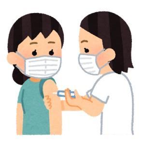 ワクチン接種とは関係ないかもしれませんが…