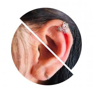アラフィフの耳