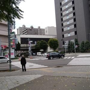 200923 桑園駅前