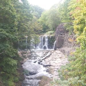 200928 福井堰堤の秋