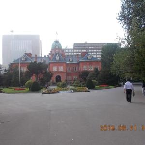 210831 赤レンガ庁舎