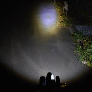 LEDライト実装