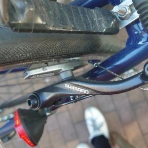自転車メンテナンス表
