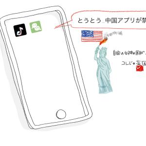 中国製アプリが🇺🇸で禁止予定になった途端、ダウンロードNo.1に
