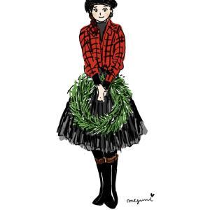 クリスマス月間に着たくなる服をプチプラでゲット〜