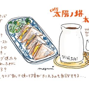 大阪中崎町で美味しいコーヒーに感激したモーニング