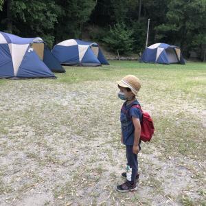 青少年キャンプで子離れ親離れ