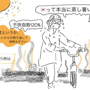 🇺🇸ボストンでは聞けない初セミの音!日本の蒸し暑さは岩盤浴並み