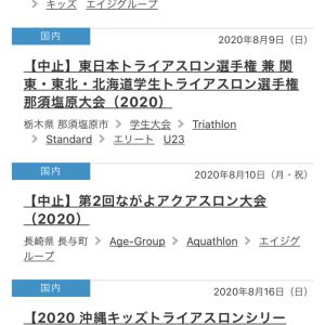 LIXILアイアンマン70.3知多常滑大会の追加募集とキャンセルポリシー