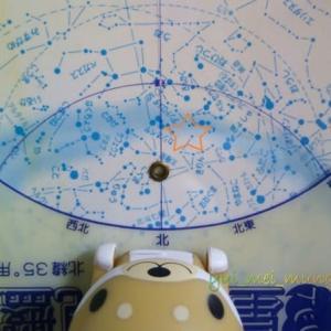 ペルセウス座流星群 星座早見盤 20200813