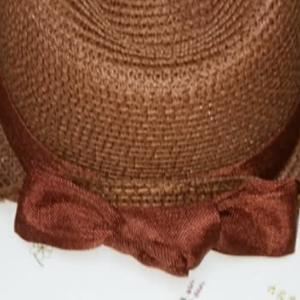 今週の追伸 帽子買っちゃった 20210717