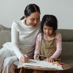 親子で学べる簡単な英語学習 最初の一歩