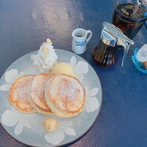 【12日目】高松市内で停滞。パンケーキ食べたい(2020.8.10)