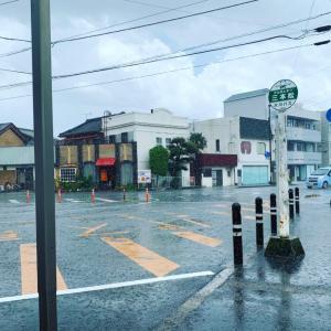 【13日目】高松から徳島へ。まさかのゲリラ豪雨(2020.8.11)
