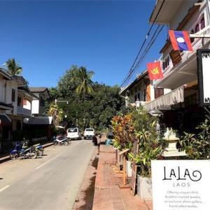 【ラオス】ルアンパバーン(世界遺産)への旅 その4