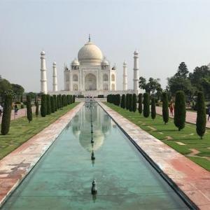 美しきタージ・マハル インド男一人旅 その3