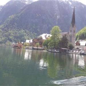 ハルシュタット湖 オーストリア世界遺産 その1