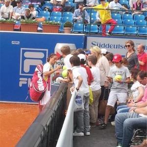 風変わりなテニス選手 ドルゴポロフ
