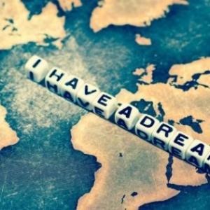 夢を見つけた日 I have a dream!