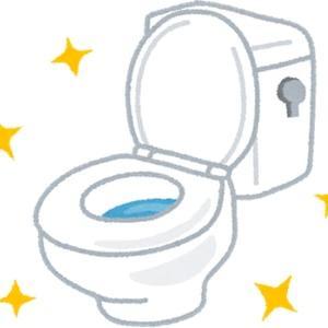 トイレ掃除 手を使わずにピカピカにする方法