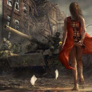 【切ない】戦場の画像