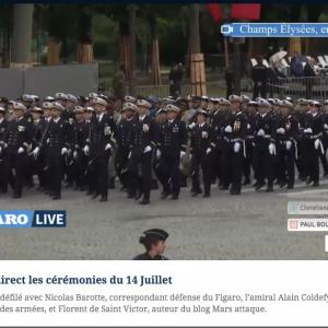 パリ祭の BPM