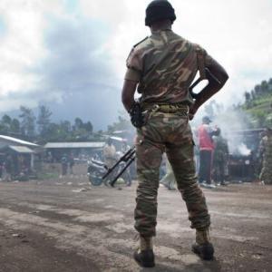 酔っ払った兵士が銃乱射・住民ら13人死亡・コンゴ
