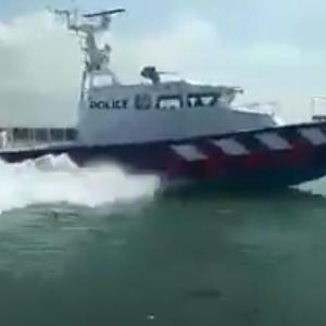 マレーシア警備隊が漁船に銃撃、ベトナム人漁師1人死亡
