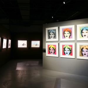 過去最大級のバンクシー作品が集結【バンクシー展 天才か反逆者か in アソビル】(横浜市西区)