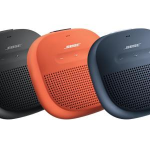 驚くほど上質なサウンドを実現した超小型スピーカー【SoundLink Micro Bluetooth speaker】