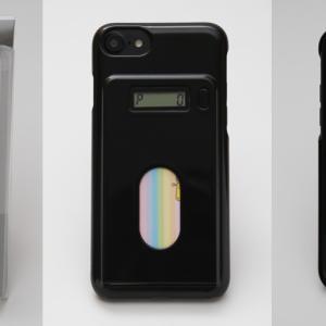 【ブライトンネット nocoly Air for iPhone 7】残高が1秒でわかるスマホケース