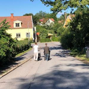 スウェーデンのパパスタイル