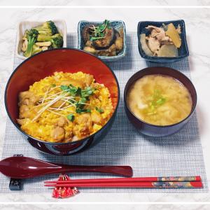 ふわふわ親子丼レシピ