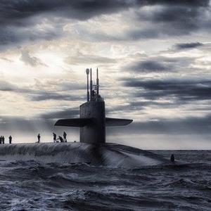 海上自衛隊 潜水艦 深度