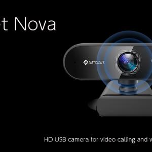 eMeet NOVA は、性能よし。価格も安い。ウェブカメラ1台いっとこう!レビューです。