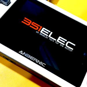 ANBERNIC RG351P 『351ELEC』は現在Ver1.0.3が最新です