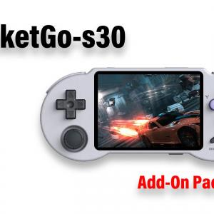 PocketGo S30 Add-On Pack v1.6 がリリースされていました。