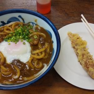 香川のカレーうどん