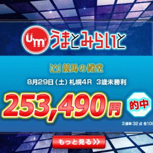 2020/9/5(日) 新潟記念(G3) 小倉2歳S(G3) 注意馬
