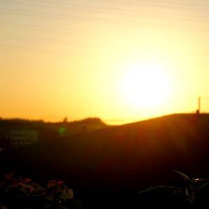 秋夕焼け  2