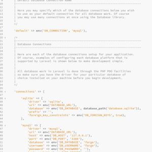 【MAMP×Laravel】SQL設定方法【超簡単】
