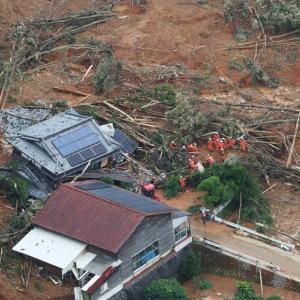 九州地方の記録的豪雨被害…支援金を送りませんか?
