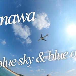 #03.Okinawa blue sky and blue ocean ~ 沖縄の青い海に自転車でGo ~