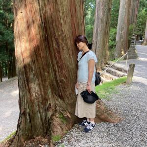 大人女子の遠足は三峯神社で語り合う①