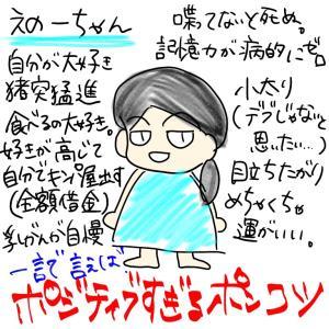 登場人物紹介(今更