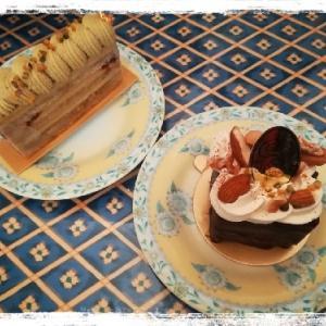 シャンドワゾーのケーキ Chant d'Oiseau