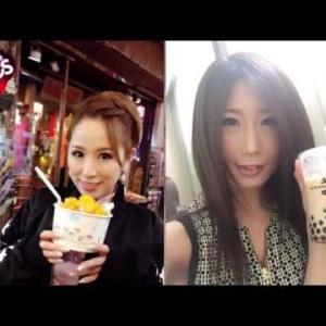 【5年前】日本巨乳女優極樂台北 街頭小巷激情愛撫拍AV
