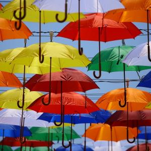 傘を盗まれないようにするにはどうすれ良いのか?