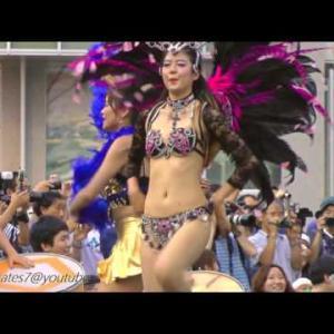 JDサンバ 女子大生たちがサンバでダンス☆ ICU LAMBS (アイシーユーラムズ) SAMBA CARNIVAL (サンバカーニバル)